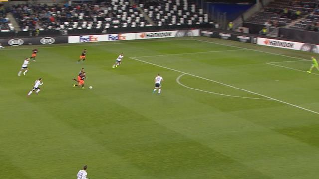 Höjdpunkter: Rosenborg v PSV