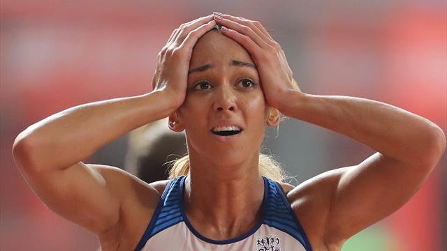 WATCH - Katarina Johnson-Thompson becomes champion of the world