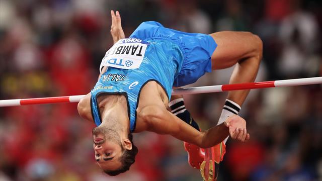 Tamberi e Stano per una medaglia, la 4x100 per la finale: l'Italia sogna un venerdì magico a Doha