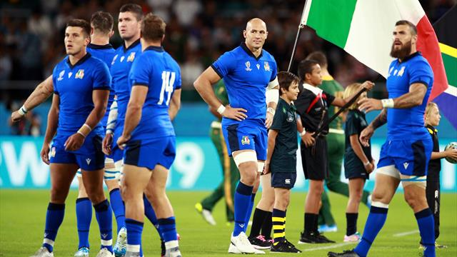 Clamoroso, annullata Italia-All Blacks per il tifone Hagibis. E' 0-0 a tavolino