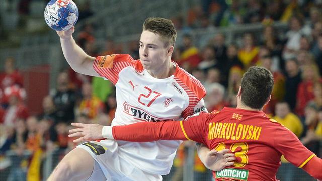 Magdeburg bindet Rio-Olympiasieger Damgaard und Pettersson langfristig