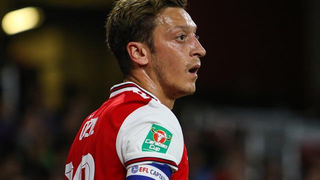 """Özil will Vertrag bei Arsenal aussitzen: """"Ich gehe nirgendwo hin!"""""""