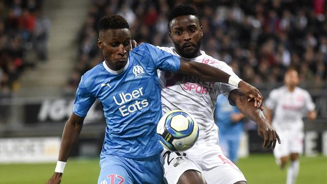 Marseille slump to 3-1 defeat at Amiens