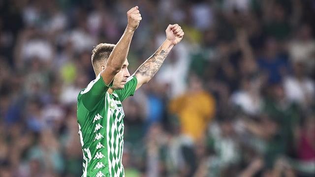 Loren, el enésimo delantero que se le escapa al Barça: calabazas del Betis