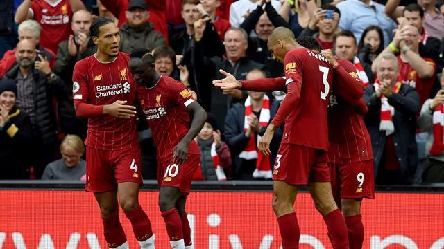 Klopp se prononce sur le grand retour de Salah — Liverpool