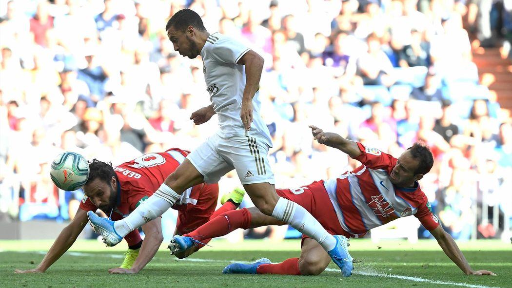Real Madrid 4-2 Granada [¡Creamos en el REAL MADRID!] Jugadores del partido