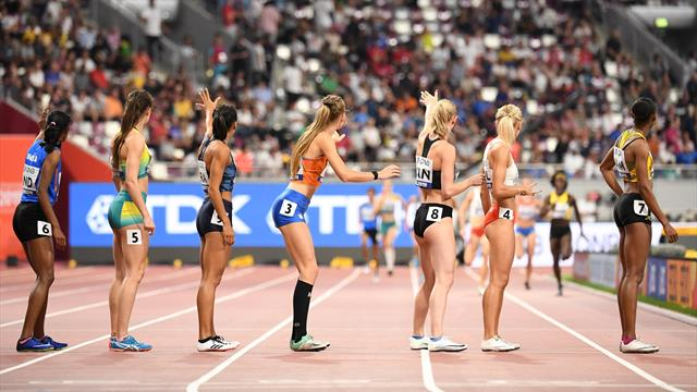 Australia's women miss 4x400m qualification despite season's best run