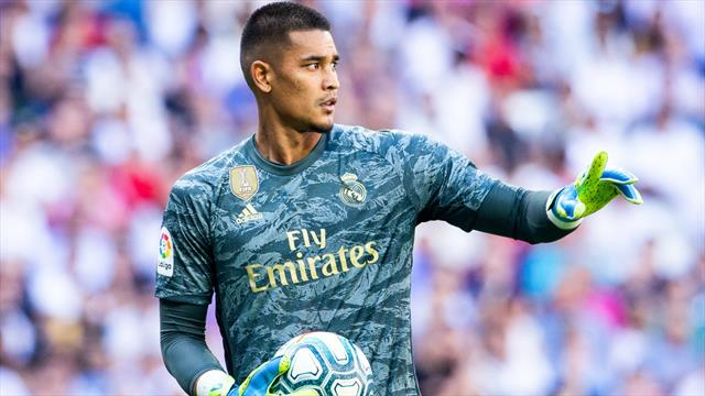 Le Real Madrid prêt à conserver Areola