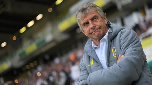 Nantes va prolonger le contrat de Gourcuff