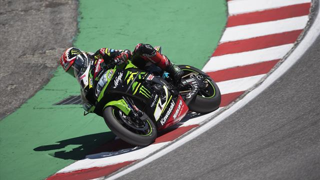 Rea does the double in Argentina