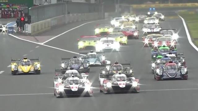 Un doublé Toyota mais de belles bagarres dans les autres catégories : les temps forts de Fuji