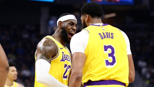 Les Lakers prennent le pouvoir à l'Ouest !