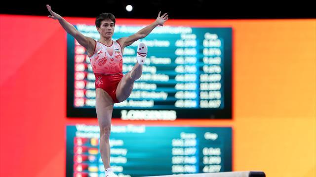 Oksana Chusovitina nella leggenda: a 44 anni qualificata alle Olimpiadi per l'ottava volta