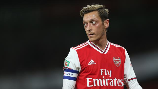 Ozil fears Arsenal exit in January - Paper Round