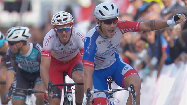 Tour de Vendée : La victoire de Marc Sarreau