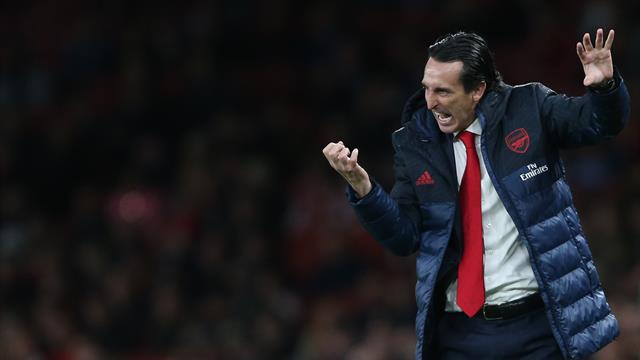 Emery rues lack of VAR call on penalty claim