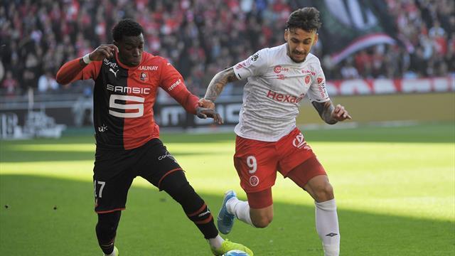Entorse ligamentaire pour Edouard Mendy — Rennes