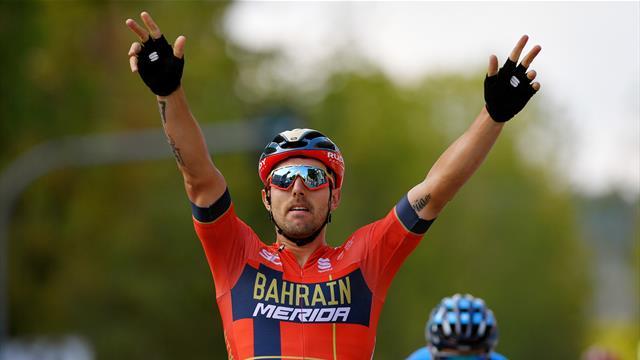 GP Bruno Beghelli| Colbrelli klopt Valverde in Monteveglio, Mollema vijfde