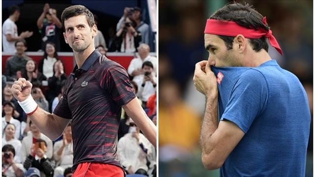 Federer, Djokovic drawn in same group for ATP World Tour finals