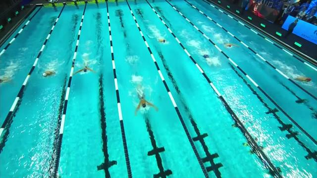 Chad le Clos racks up another win