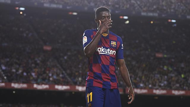 Nach Ausraster gegen Sevilla: Dembélé verpasst Clásico