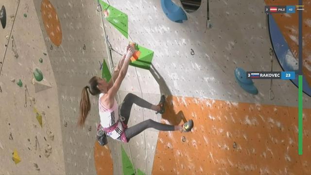 EK klimmen | Sloveense Rakovec wint goud in Edinburgh