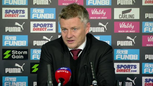 Solskjaer apologises to United fans after disastrous defeat