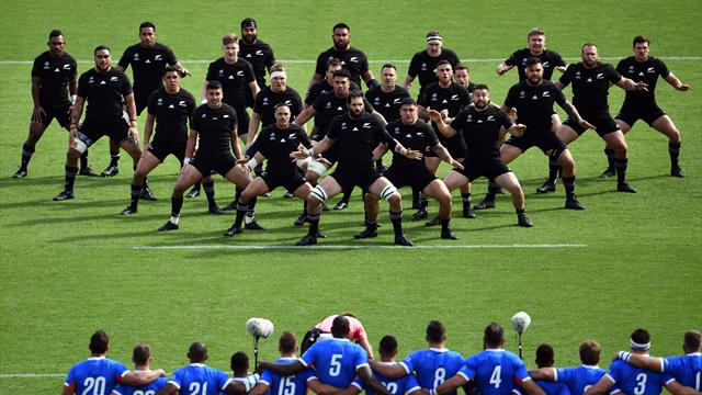 La Nuova Zelanda dilaga con la Namibia, la Francia rischia ma passa