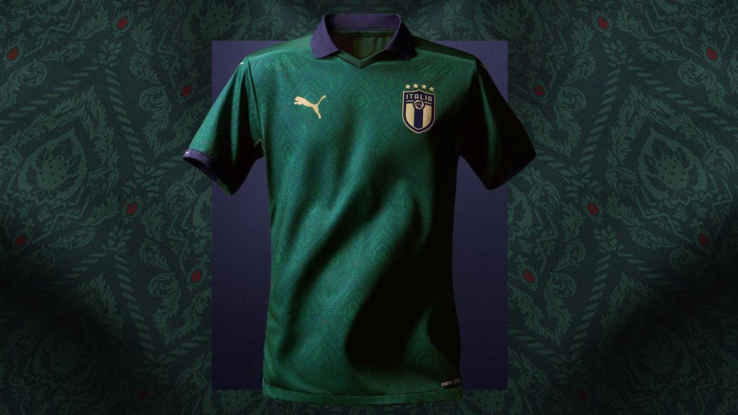 Calendrier Coupe Deurope Foot 2020.Quand L Italie Joue En Vert Pour Son Histoire Et Sa Jeunesse