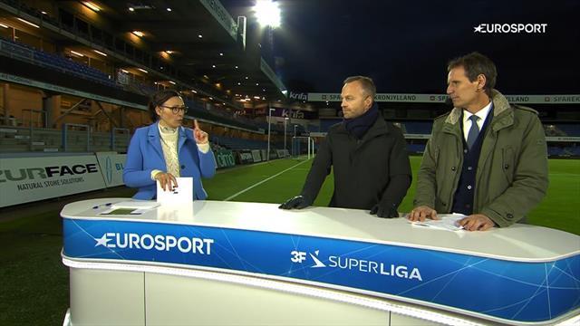 Lars Jacobsen og Flemming Povlsen vender angrebssituationen i FCK: Det bliver en benhård periode