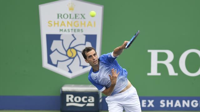 Masters de Shanghái, Ramos-Cilic: Que pase Roger Federer