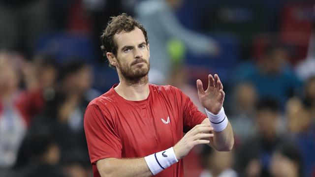 Murray wins first Masters 1000 singles match for more than two years