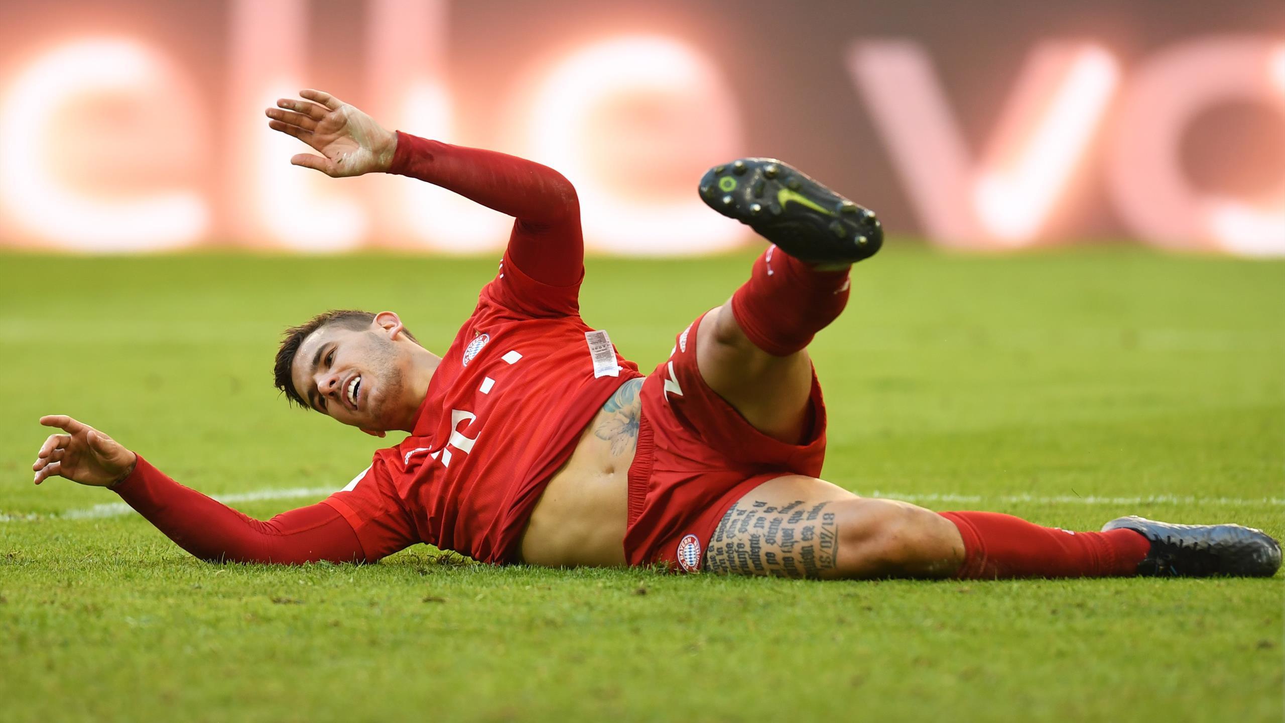Hernandez Bayern Verletzung