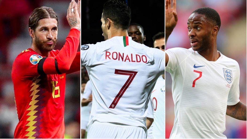 Calendrier Match Foot Euro 2020.International Break Talking Points Who Can Reach Euro 2020