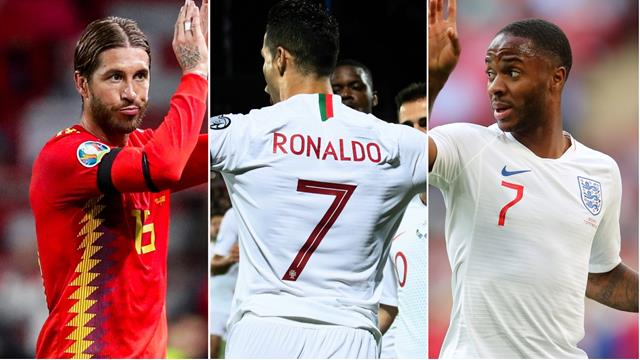 Who can reach Euro 2020? Will Ronaldo join the 100 club? International break talking points