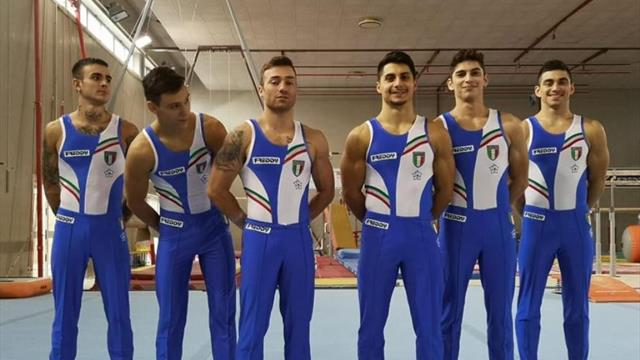 Ginnastica: Italia, sfuma l'impresa. Azzurri fuori dalle Olimpiadi per 5 decimi