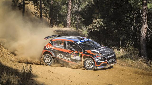 Teams' title tussle tightly poised in ERC