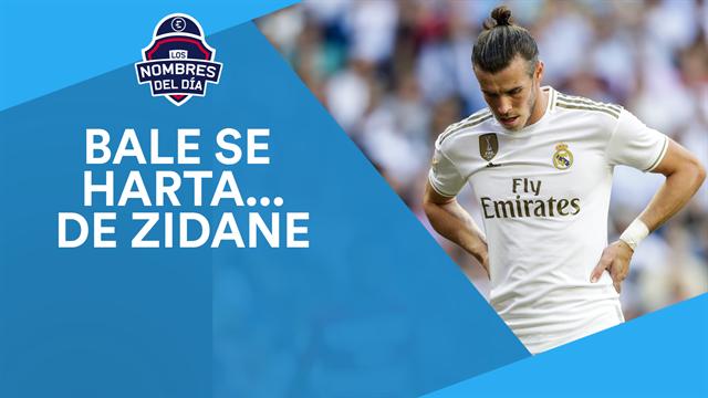 Bale, Dembélé, Machín, Eto'o y Alonso, los nombres del día