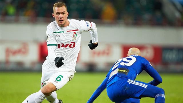 Баринов рассказал, в каком топ-клубе мечтает сыграть