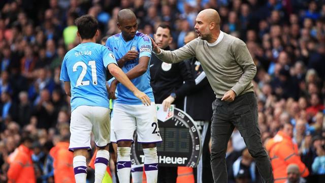 """Guardiola richtig sauer: """"Jedes Wochenende eine Schwalbe"""""""