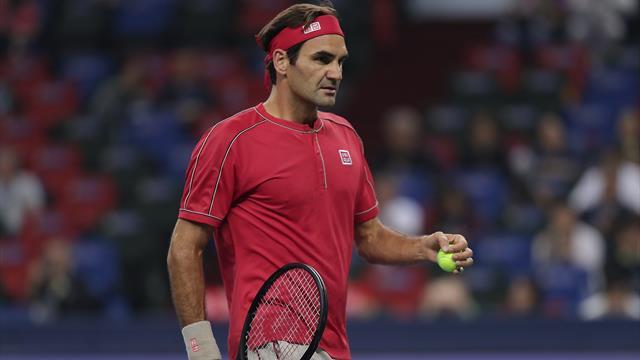 Federer, une rentrée sans forcer