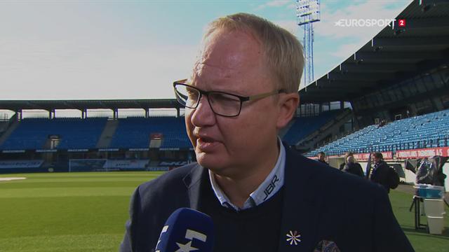 Glen Riddersholm om SønderjyskEs udvikling: Vi er ved at forme et fundament for fremtiden