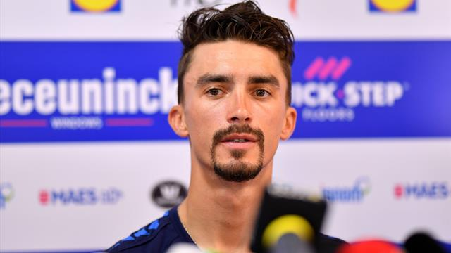 Julian Alaphilippe to skip Il Lombardia, bringing season to an end