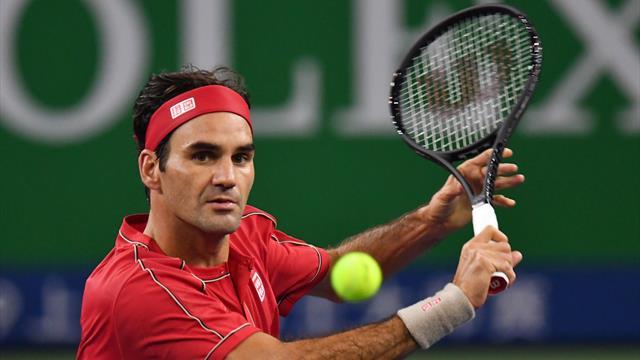 Un set expédié, puis un tie-break pour se qualifier : Federer n'a pas raté sa reprise