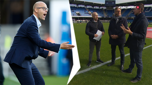 Junker og Bruun vender trænersituationen i Esbjerg: Hvornår bør EfB ansætte ny cheftræner?