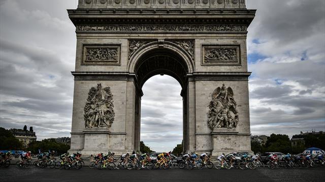 Tour de France | Dinsdag 15 oktober: parcourspresentatie