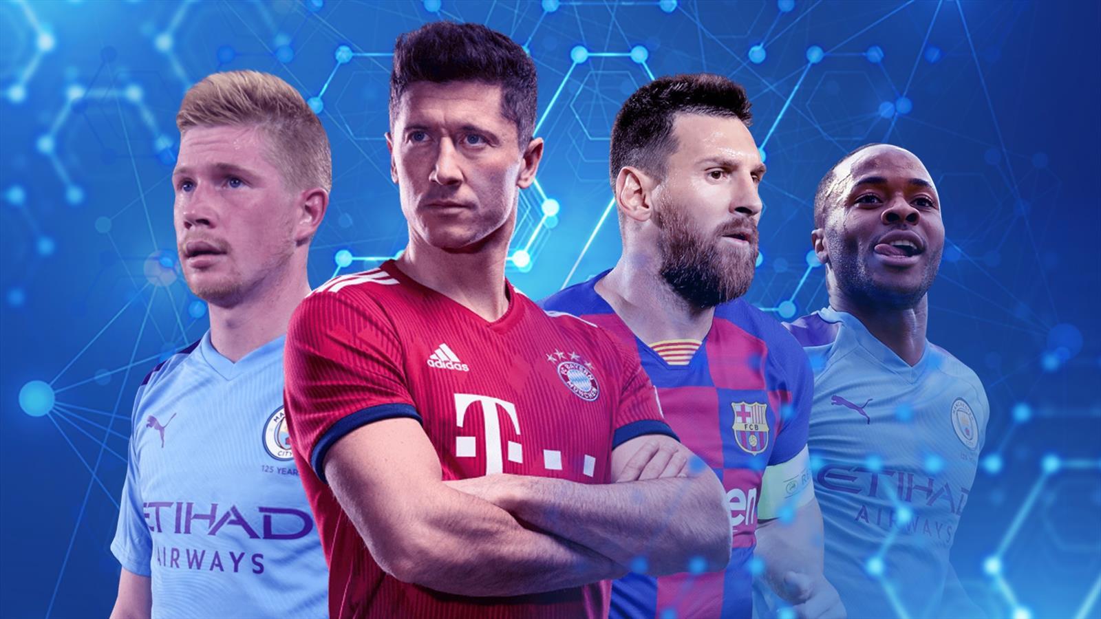 Buteurs, passeurs : Qui sont les joueurs les plus décisifs en 2019 ?