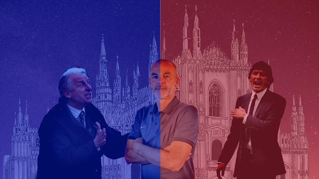 Dal Trap a Zac fino a Leonardo: Pioli è il settimo allenatore rosso-nero-azzurro