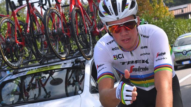 Weltmeister Pedersen: Das ist jetzt sein großes Ziel