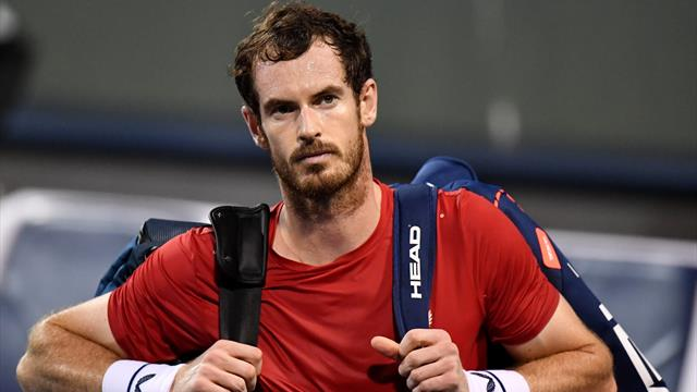 Murray comeback hits setback, Tennis News & Top Stories